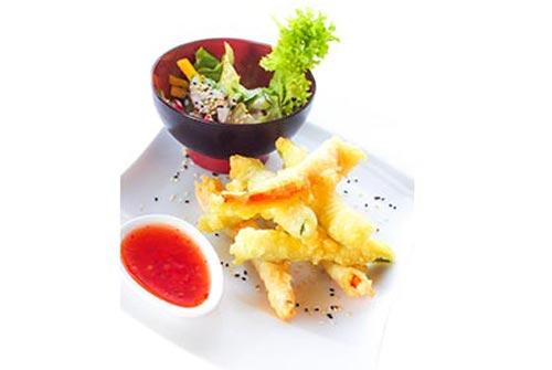 Tempura Yasai/Nippon