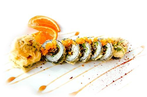 kamu tempura maki